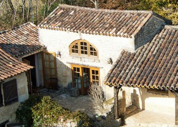 La Porcherie (2 bedrooms, sleeps 5).